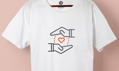 An Inspiring Story on How Donated Printed T-Shirts Helped Charities in Mongolia - Header Image
