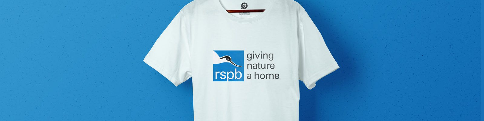 Printed Workwear for RSPB Events - Header Image