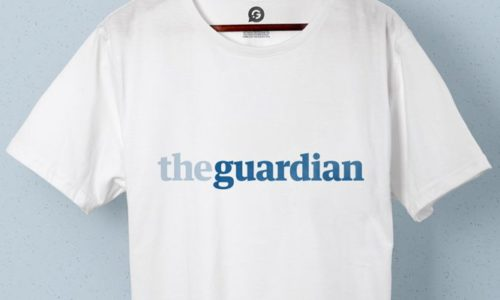 The Guardian Gets T-Shirts Printed for Festivals - Header Image