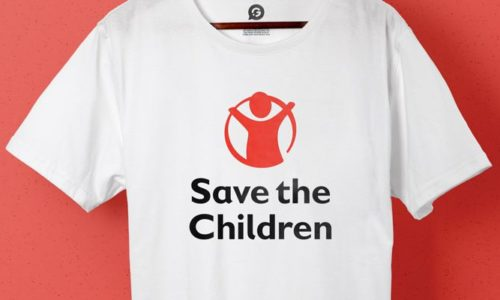 ITV and Save The Children Join Forces Using Printed T-Shirts For a Good Cause - Header Image