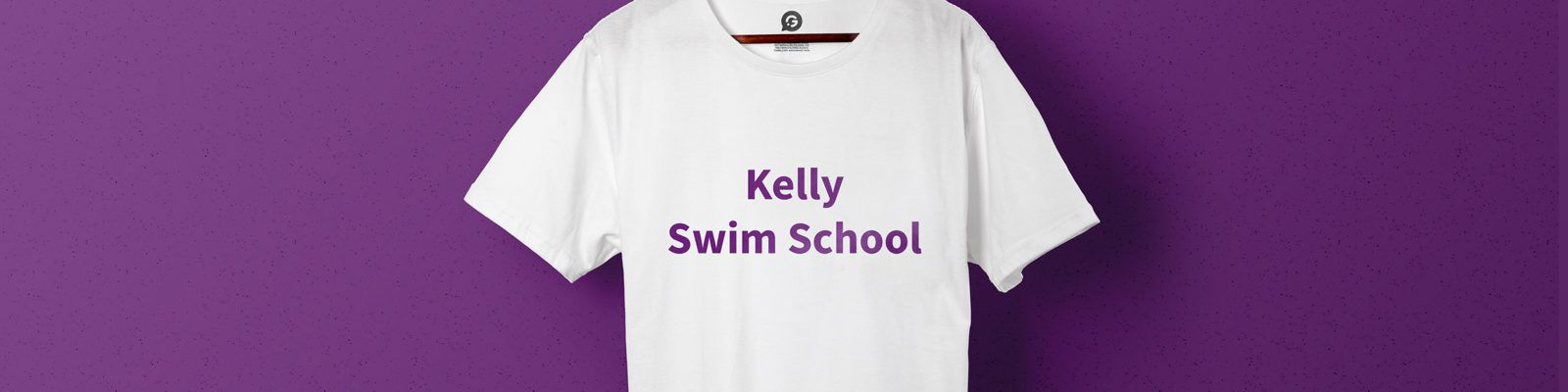 Printed School T-Shirts for Kelly's College Swim Team - Header Image
