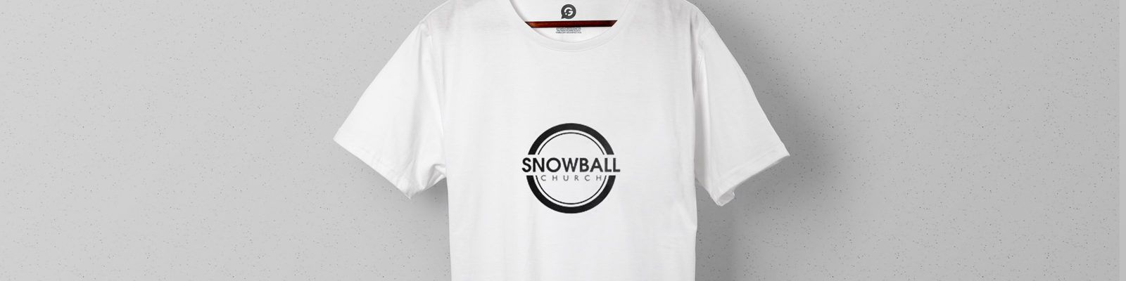 Snowball Church Get Noticed In Their Printed T-Shirts - Header Image
