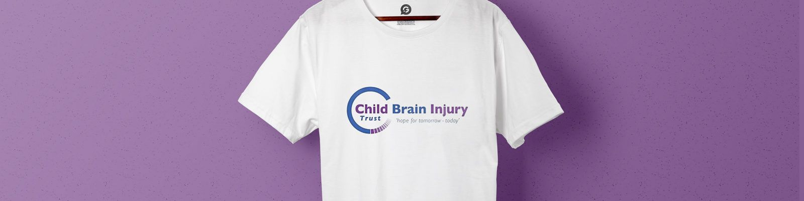 Printed T-Shirts for The Child Brain Injury Trust's Fundraising Event - Header Image