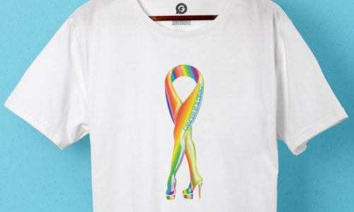 See How 'Cancer Is A Drag' Charity Stood Out In Their Printed T-Shirts - Header Image