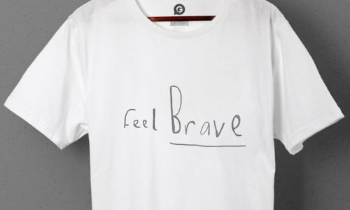 Feel Brave Uses Printed T-Shirts to Help Kids Cope with Tough Emotions - Header Image