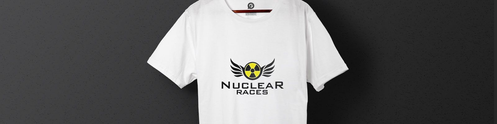 Durable Printed T-Shirts for Nuclear Races - Header Image