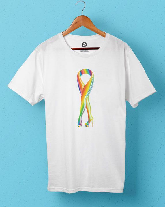 See How Cancer Is A Drag Charity Stood Out In Their Printed T-Shirts