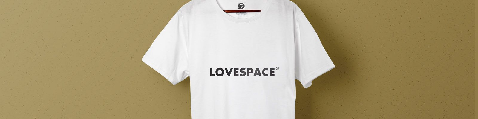 Printed T-Shirts for Student Storage Services, LOVESPACE - Header Image