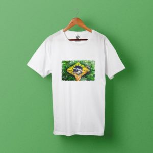 679091e29e33 7 Years, 90 minutes Use Printed Garments to Promote Their Documentary About  the 2014 World Cup in Brazil