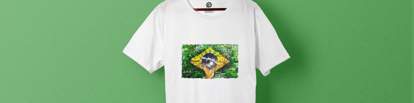 7 Years, 90 minutes Use Printed Garments to Promote Their Documentary About the 2014 World Cup in Brazil - Header Image