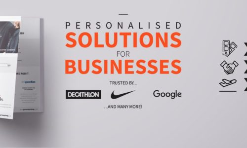 Business Accounts - Header Image