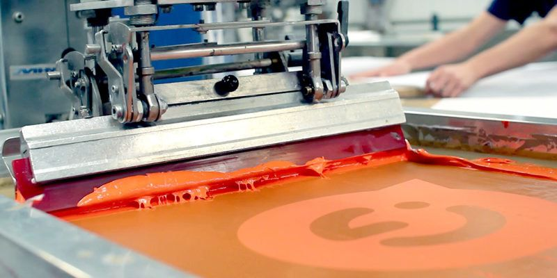Screen Printing - Header Image