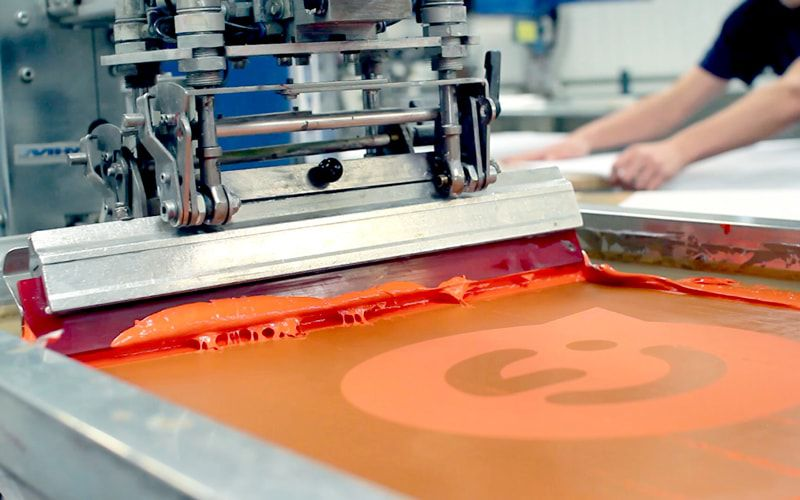 Garment Printing Screen Printing services to suit your personalisation needs