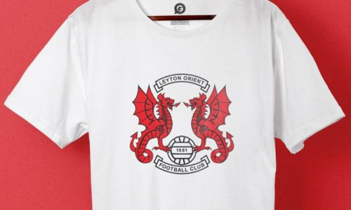 Printed Football Shirts for Leyton Orient FC - Header Image
