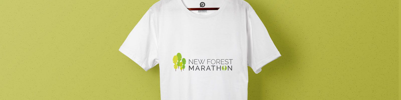 Printed Running Shirts for the New Forest Marathon with express delivery - Header Image