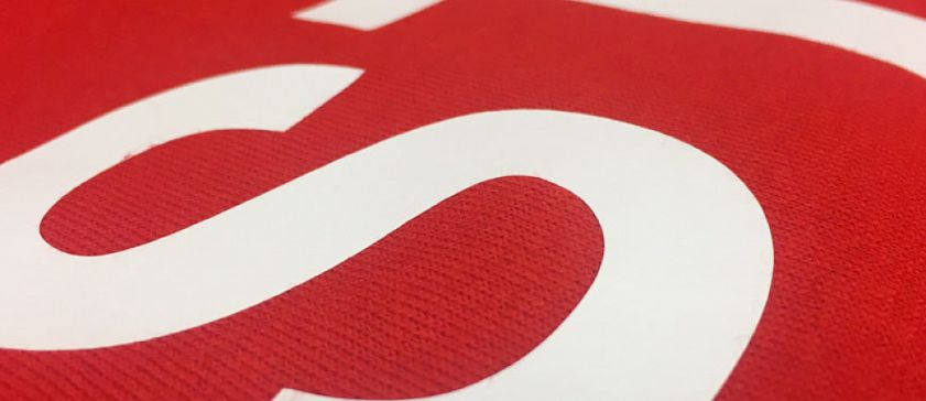 Cad Cut Vinyl Printing: Perfect for sports merchandise and personalised caps: - Header Image