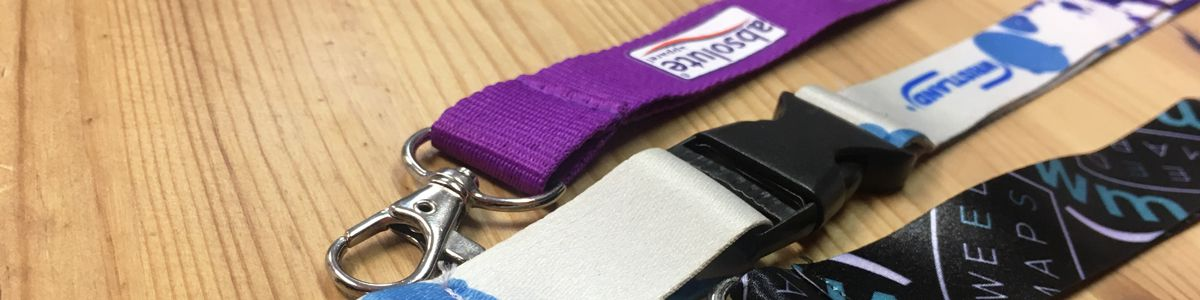 Printed Lanyards - Header Image