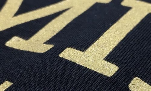 Metallic screen printing - Header Image