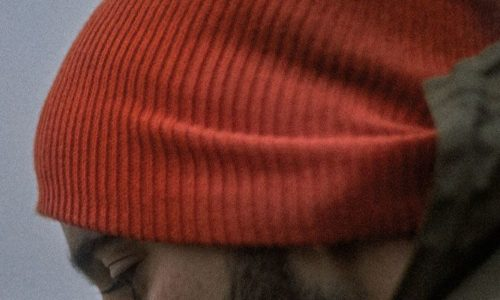 Give the gift of warmth with a personalised beanie - Header Image