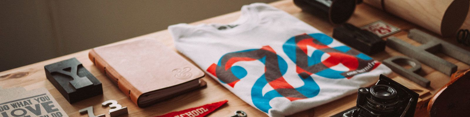5 steps to starting your own T-Shirt company - Header Image