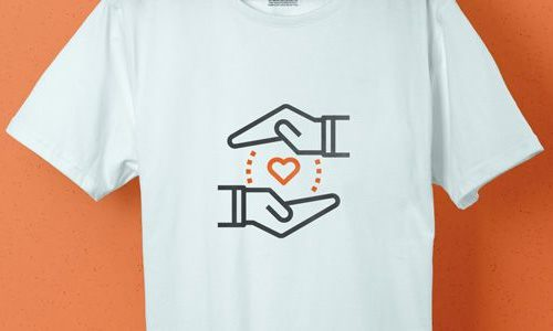 How to Design & Sell T-shirts for Charity - Header Image