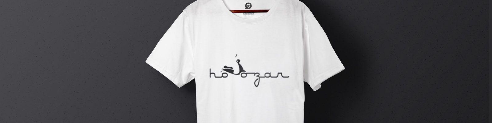 Personalised T-Shirts for Hoozar's motoring event - Header Image