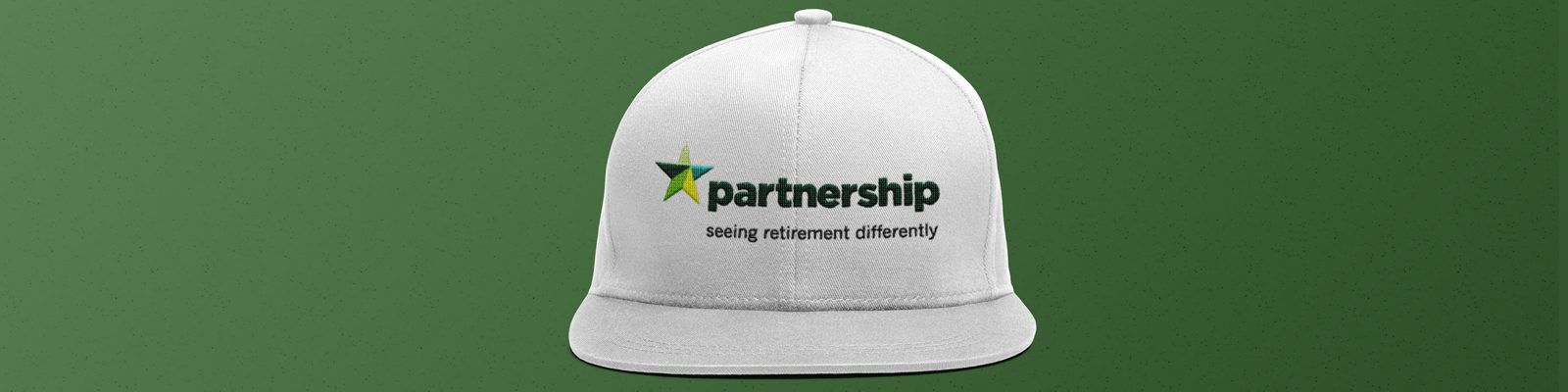 Personalised caps made Partnership stand out at their corporate event - Header Image