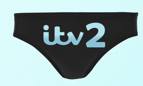 Personalised swim trunks for ITV2's Love Island series - Header Image