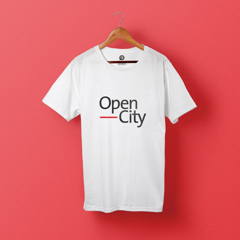 Printed T-Shirts for open city