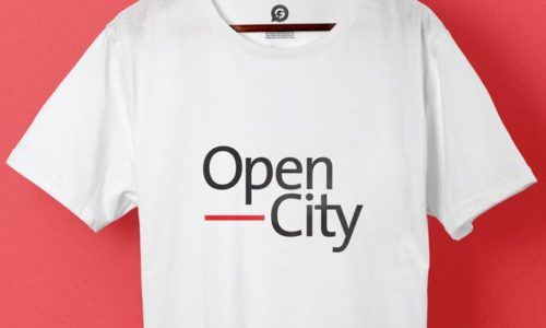 Direct to Garment printing (DTG) for Open-City - Header Image
