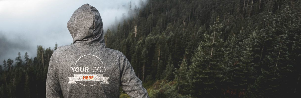 Personalised hoodies in the colours of winter – with an added discount! - Header Image