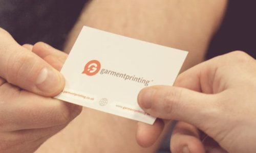 Printed Merchandise: Should you use business cards? - Header Image