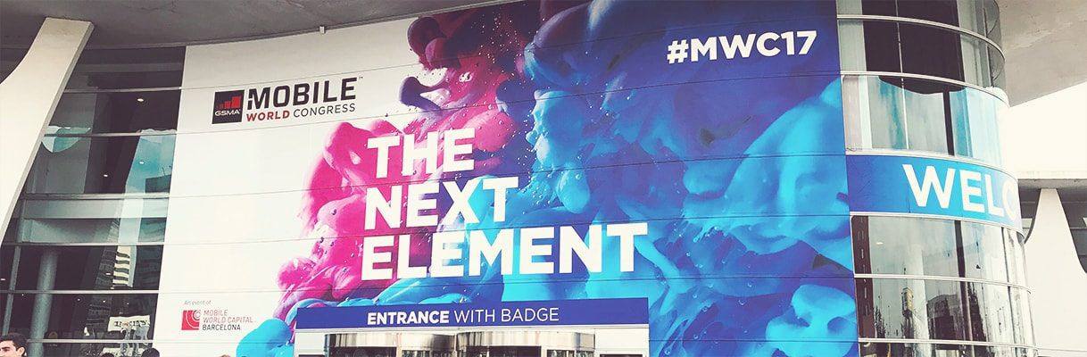 Get Your Printed Merchandise Ready for Mobile World Congress - Header Image