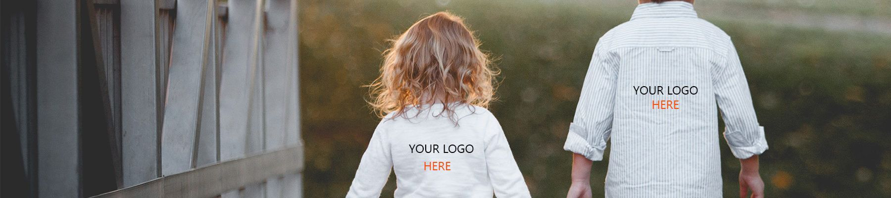 Personalised kids clothing - Header Image