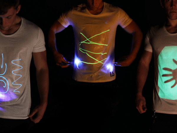 glow in the dark tshirt printing