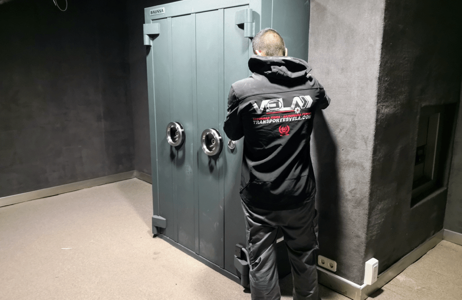 jackets for transportes vela