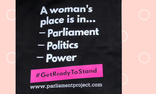 Inspiring Tote Bags For The Parliament Project - Header Image