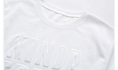 Embossed T-Shirts - Header Image