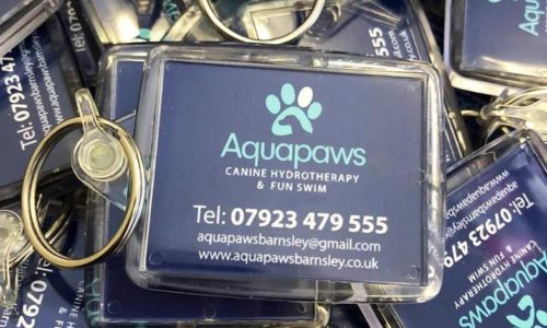 Promotional and Printed Keyrings - Header Image