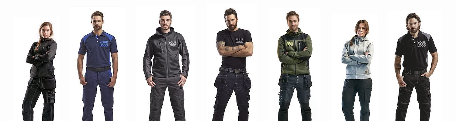 Personalised Workwear - Header Image