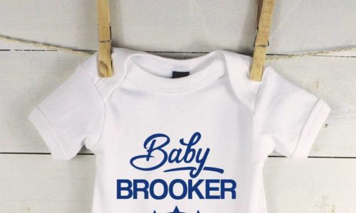 Why Personalised Baby Grows are the Best Thing Since Sliced Bread - Header Image
