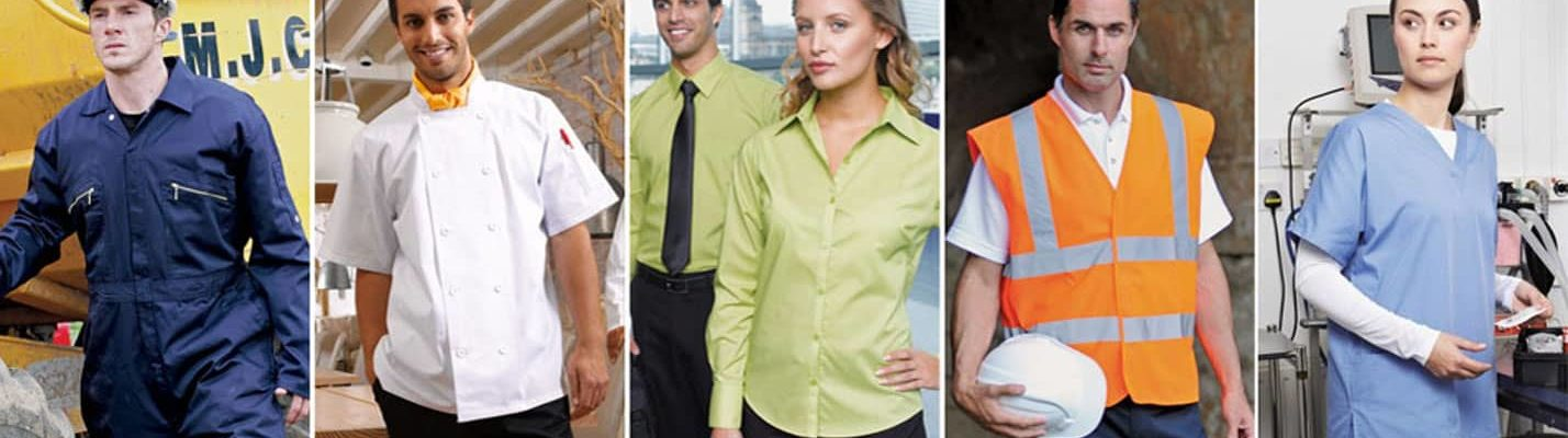 The Complete guide to Choosing your Workwear - Header Image