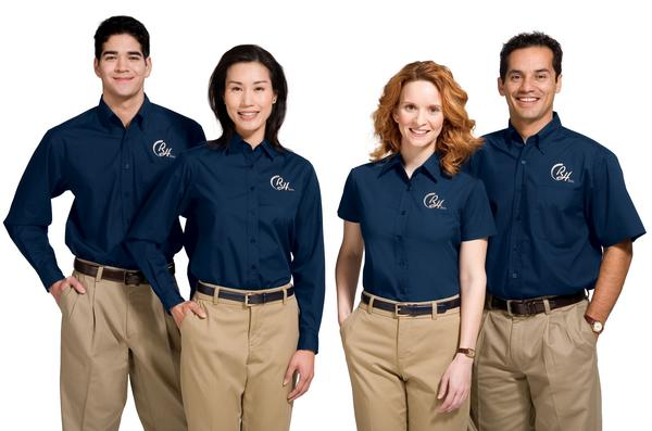 Why you Should be using Branded Uniforms - Header Image