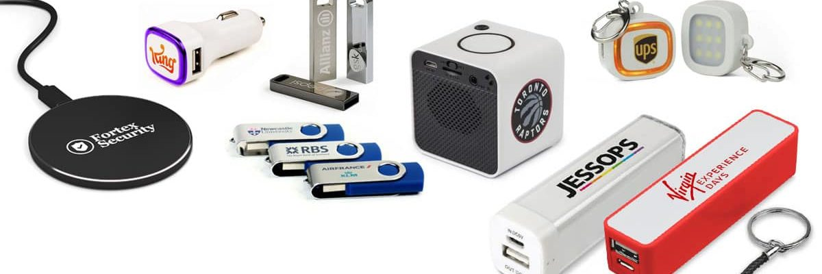 What are the Best Tech Promotional Products? - Header Image