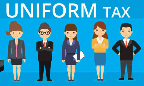 Uniform Tax Calculator - Header Image