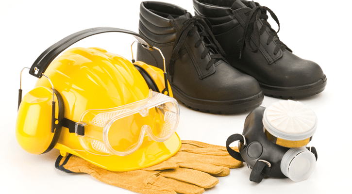 Personal Protective Equipment - Header Image